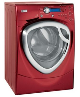 Picture of recalled red washer