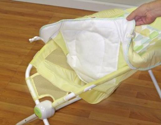 Fisher-Price Infant Sleeper Removable Seat Cushion