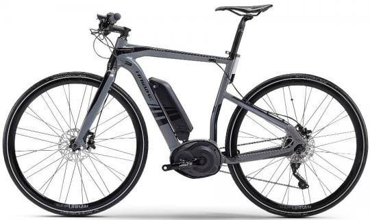 Haibike XDURO Urban model year 2014 electric bicycle