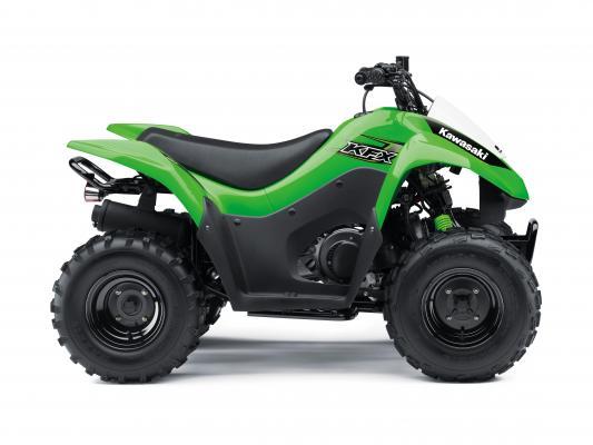2017 KFX90 ATV