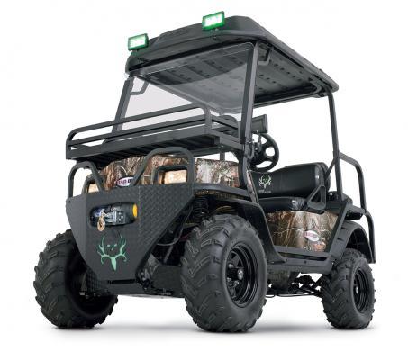 Bad Boy Bone Collector XTO off-road utility vehicle