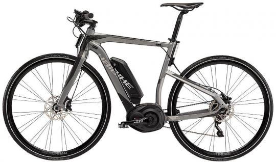 Haibike XDURO Urban model year 2015 electric bicycle