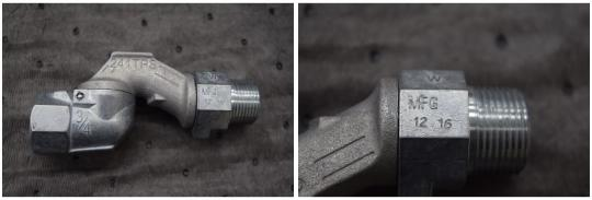 Model 241 ¾ inch with MFG Date 01 13 through 03 17