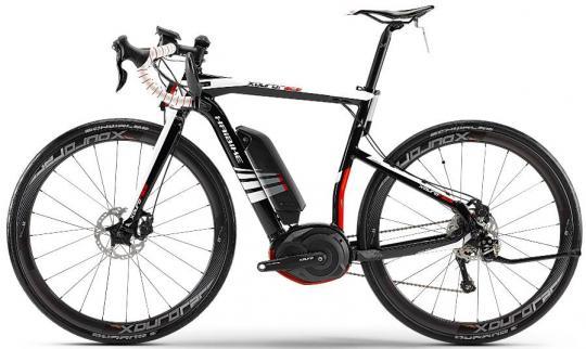 Haibike XDURO Race model year 2014 & 2015 electric bicycle