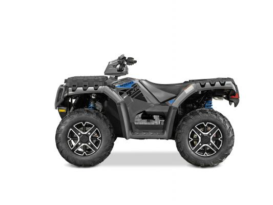 Polaris 2015 Sportsman XP 1000 Titanium Matte Metallic