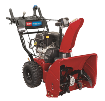 Recalled Model Year 2021 Toro Power Max 826 OHAE Snowthrower, Model 37802