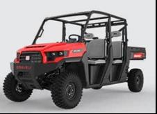 Recalled Model Year 2020-2021 Ariens/Gravely JSV6400