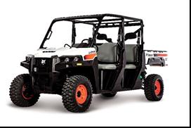 Recalled Model Year 2020 Bobcat UV34 XL GAS and UV34 XL GAS H