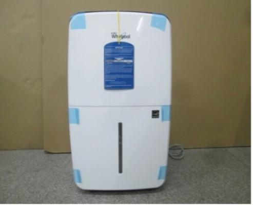 Recalled Whirlpool dehumidifier