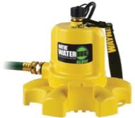 WAYNE WaterBUG GLOW Model WWB Glow, 1/6 HP Multi-Use Pump