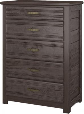 Recalled Creekside Kids' Five-Drawer Chest in Charcoal