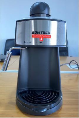 Recalled SOWTECH Espresso Machine