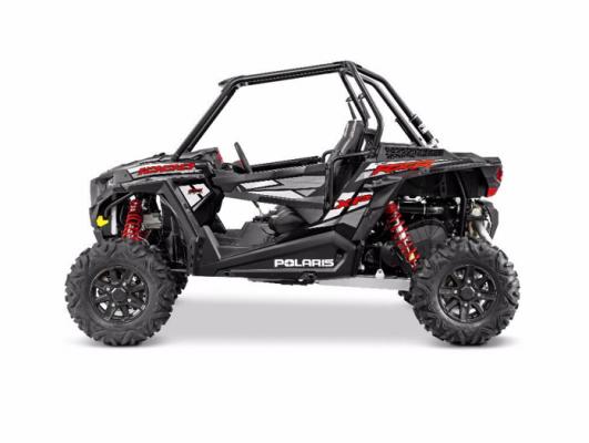 2014 RZR XP 1000 – Black Pearl