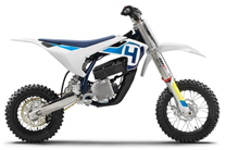 Recalled 2021 Husqvarna EE-5 motorcycle