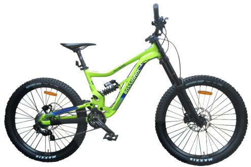 Recalled All Track DH Bicycles (2019 model)
