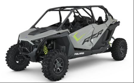Recalled Polaris Model Year 2021 RZR Pro XP 4