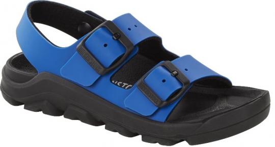 Recalled Birkenstock Mogami Kids' Sandals blue