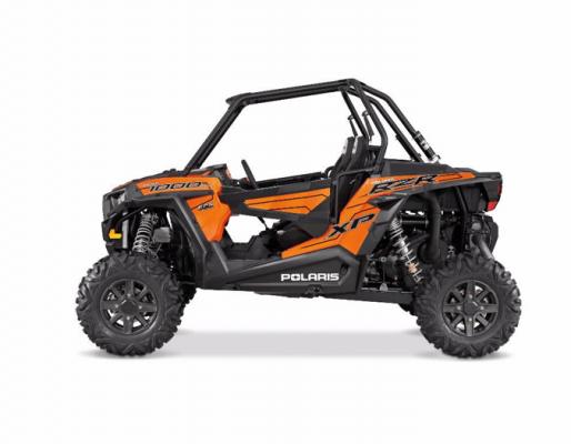 2015 RZR XP 1000 – Orange Madness