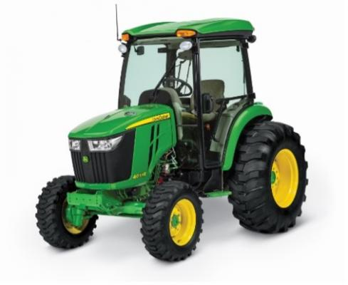 Recalled John Deere 4M & 4R compact utility tractor – with cab