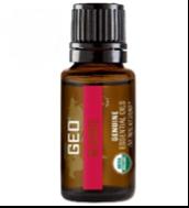 Recalled GEO Alleviate Organic Essential Oil Blend