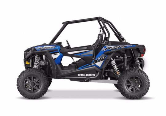 2016 RZR XP 1000 – Electric Blue Metallic