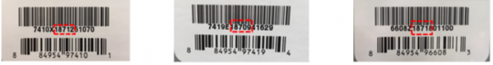 Serial number location