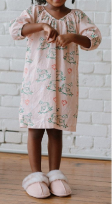 Recalled La Paloma Girl's Nightgown – Holly Horse