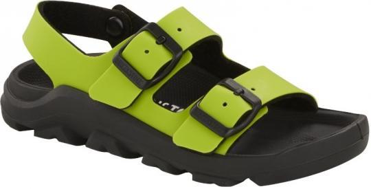 Recalled Birkenstock Mogami Kids' Sandals acid lime