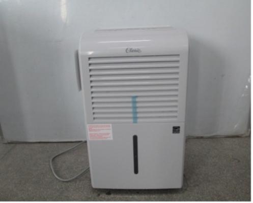 Recalled Classic dehumidifier