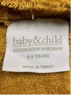 Example of sewn-in neck label
