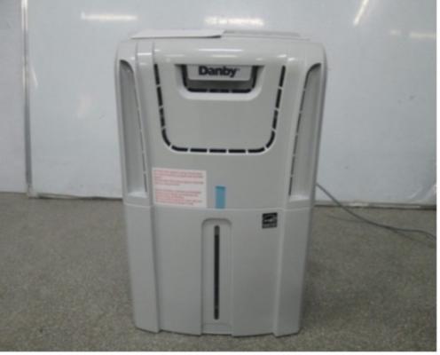 Recalled Danby dehumidifier
