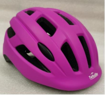 Recalled TurboSke Kids Toddler Bike Helmet (magenta pink)
