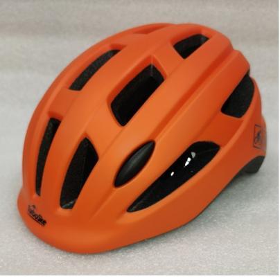 Recalled TurboSke Kids Toddler Bike Helmet (orange)