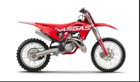 Recalled 2021 GASGAS MC 125 motorcycle