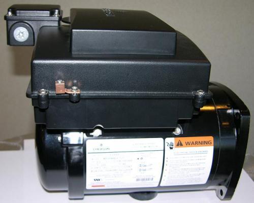 Recalled pool pump motor