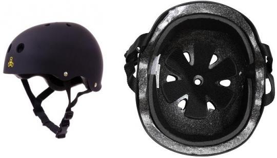 Triple Eight S/M EPS Liner Helmet