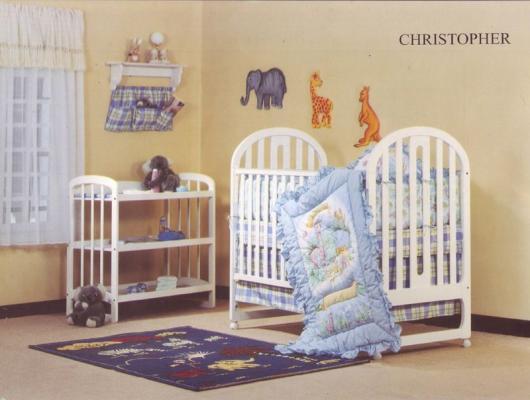 Christopher Crib