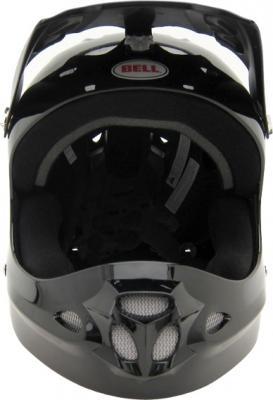 Bell Full Throttle Helmet, front view