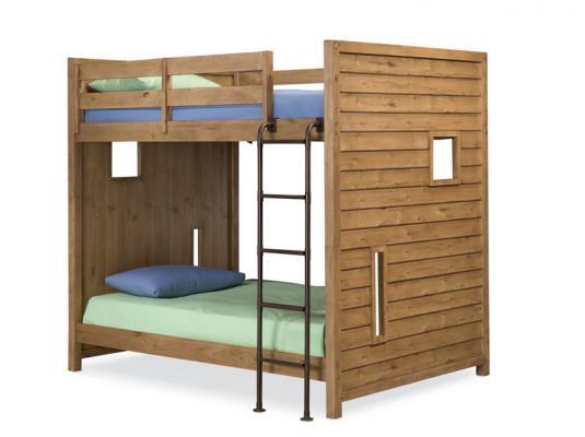Lea Industries Sponge Bob children's bunk bed