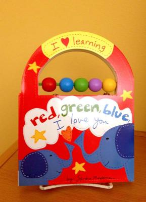 Red, Green, Blue cover