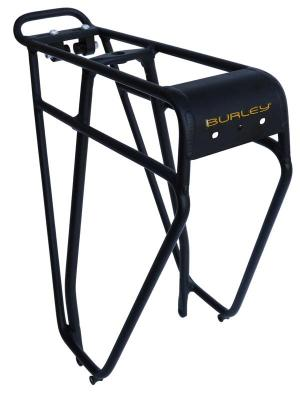 Black Tailwind Rack, stock code 939001, black with logo