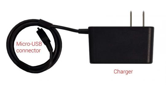 HP Chromebook 11 charger