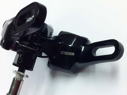 SRAM Brake serial number location on a rim caliper