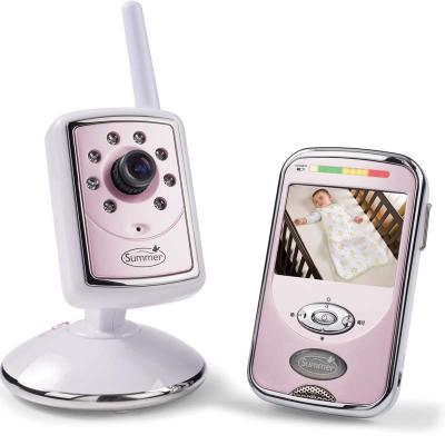 Slim and Secure™ Video Monitor Model 02805