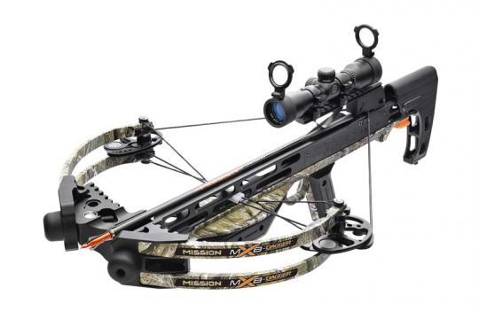 Recalled Mission MXB crossbow