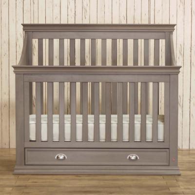Franklin & Ben Mason 4-in-1 Crib in gray