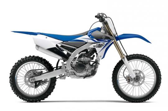 Yamaha model YZ250FEL