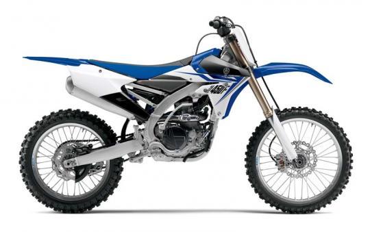 Yamaha model YZ450FEL