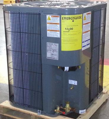 Outdoor Cooling Unit, Back