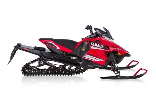 """Red and Black Yamaha 2014 model R10LS (""""SRViper LTX SE"""") – Also available in Blue"""